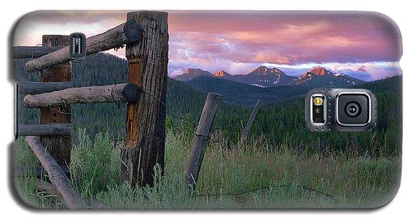 Colorado Glory Galaxy S5 Case