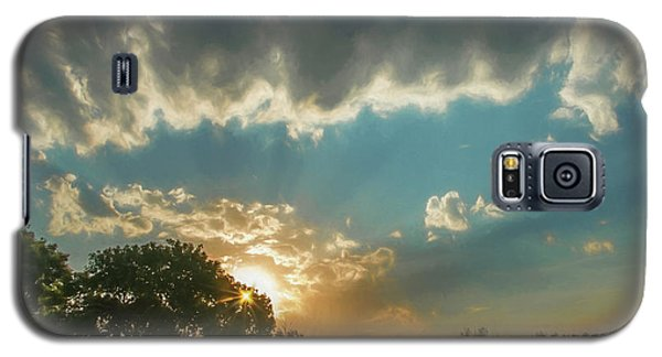 Colorado Sunset Galaxy S5 Case