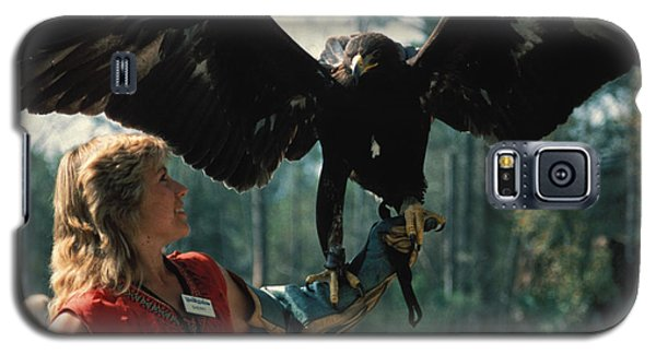 Galaxy S5 Case featuring the photograph Come Fly With Me by Carl Purcell