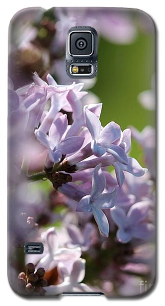 Common Purple Lilac Galaxy S5 Case