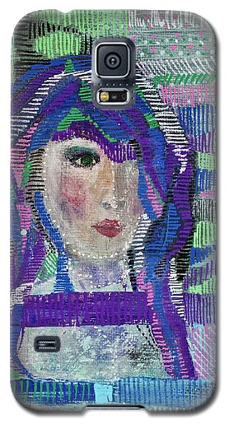 Complicated Woman Galaxy S5 Case