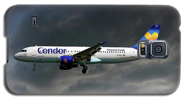 Condor Airbus A320-212 Galaxy S5 Case