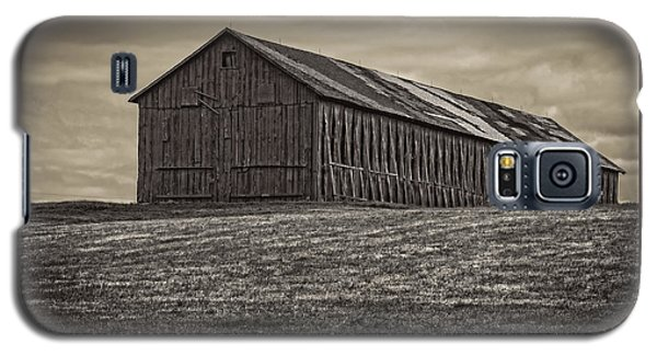 Connecticut Tobacco Barn Galaxy S5 Case