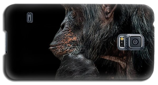 Contemplation  Galaxy S5 Case by Paul Neville