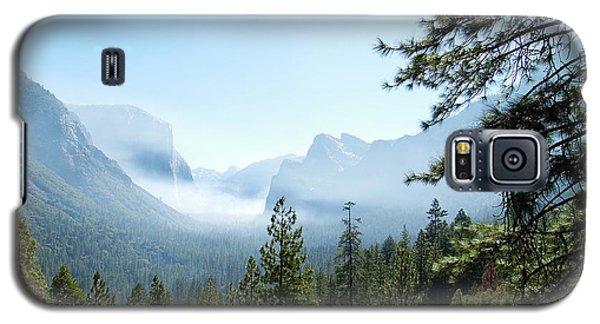 Controlled Burn Of Yosemite Galaxy S5 Case