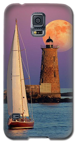 Galaxy S5 Case featuring the photograph Convergence by Larry Landolfi