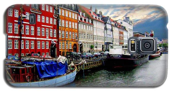 Copenhagen - Denmark Galaxy S5 Case by Anthony Dezenzio