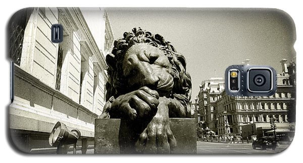 Corcoran Lion Galaxy S5 Case