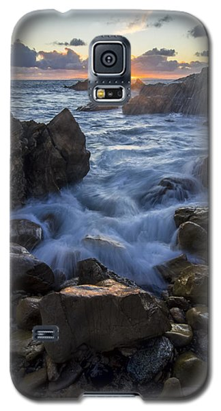 Galaxy S5 Case featuring the photograph Corona Del Mar by Sean Foster