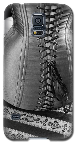 Galaxy S5 Case featuring the photograph Corset #2278 by Andrey  Godyaykin