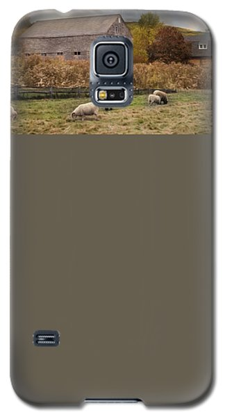Galaxy S5 Case featuring the photograph Count Your Blessings by Robin-Lee Vieira