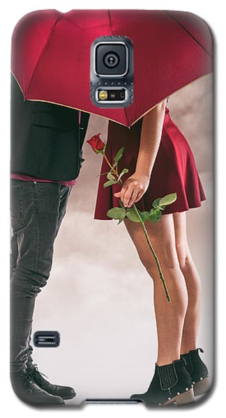 Galaxy S5 Case featuring the photograph Couple Of Sweethearts by Carlos Caetano