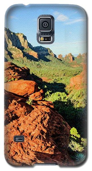 Cowpie 07-112 Galaxy S5 Case by Scott McAllister