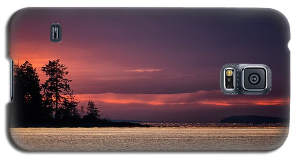 Craig Bay Sunset Galaxy S5 Case
