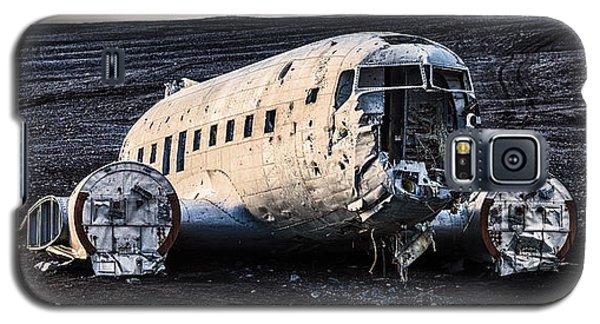 Crashed Dc-3 Galaxy S5 Case