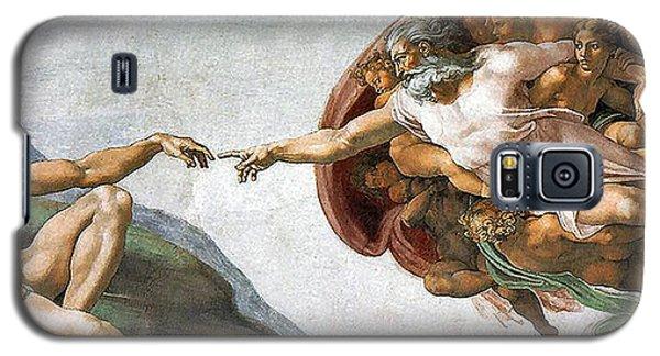 Creation Of Adam Galaxy S5 Case