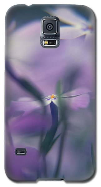Creeping Phlox Galaxy S5 Case