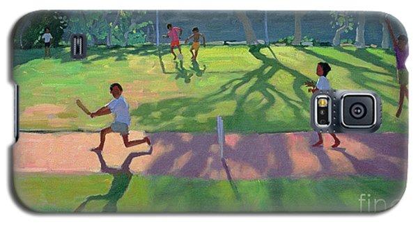 Cricket Galaxy S5 Case - Cricket Sri Lanka by Andrew Macara