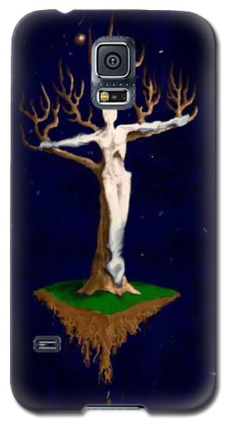 Crucifix Galaxy S5 Case by Steve  Hester