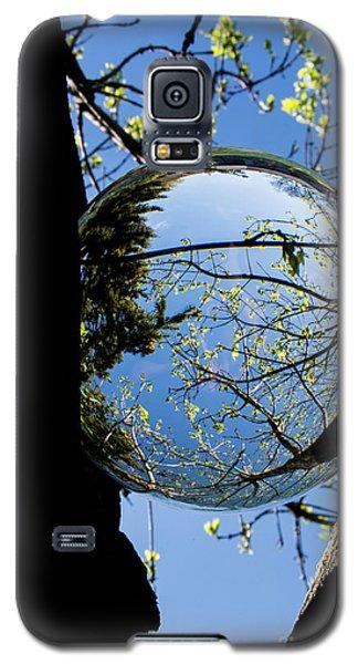 Crystal Reflection Galaxy S5 Case by Deborah Klubertanz