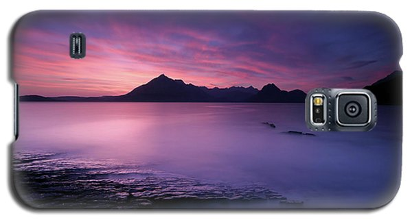 Cuillins At Sunset Galaxy S5 Case