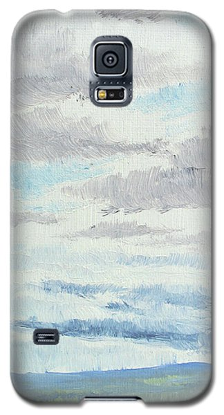 Dagrar Over Salenfjallen- Shifting Daylight Over Distant Horizon 9 Of 10_0029 Galaxy S5 Case