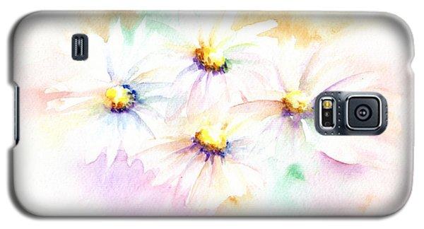 Daisy Galaxy S5 Case by Elizabeth Lock
