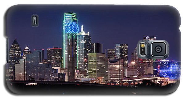 Dallas Skyline Cowboys Galaxy S5 Case