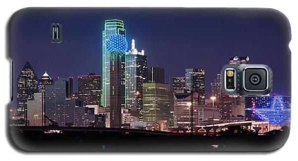 Dallas Skyline Cowboys Galaxy S5 Case