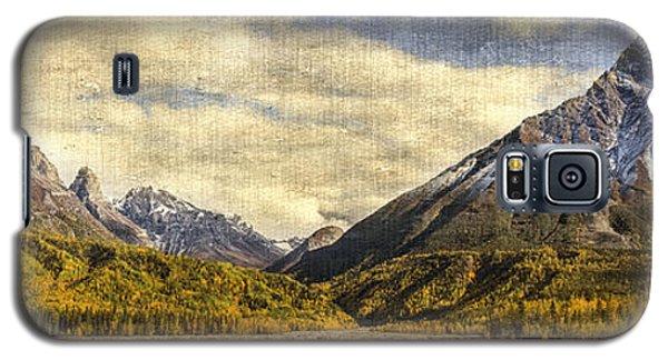 Dan Creek Alaska Galaxy S5 Case