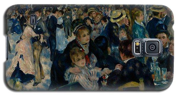 Dance At Le Moulin De La Galette  Galaxy S5 Case