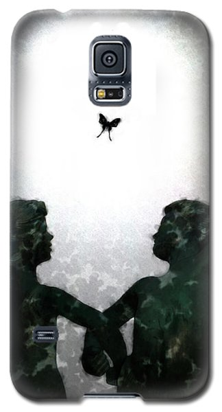 Dancing Silhouettes Galaxy S5 Case