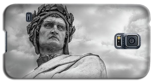 Galaxy S5 Case featuring the photograph Dante Alighieri by Sonny Marcyan