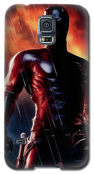 Daredevil Collection Galaxy S5 Case by Marvin Blaine