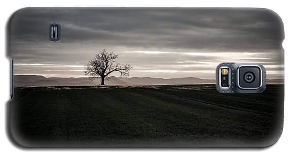 Dark And Light Galaxy S5 Case