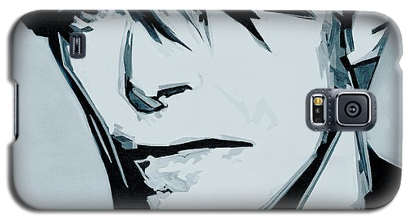 Born Under A Stone Born With A Single Voice. Bowie Galaxy S5 Case