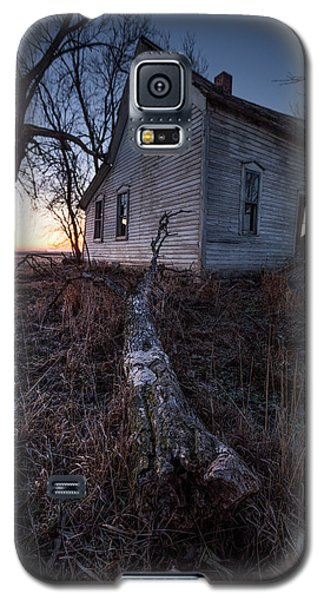Galaxy S5 Case featuring the photograph Dawn Of The Dead  by Aaron J Groen