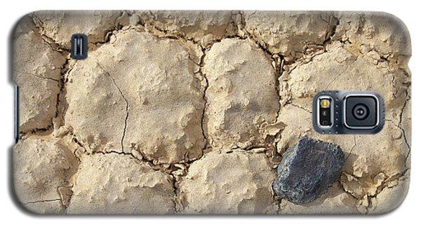 Death Valley Mud Galaxy S5 Case