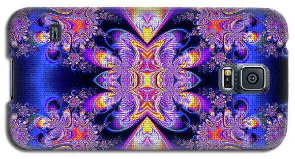 Galaxy S5 Case featuring the digital art Deep Heart by Ian Mitchell