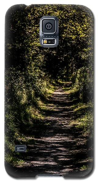 Galaxy S5 Case featuring the photograph Deep by Odd Jeppesen