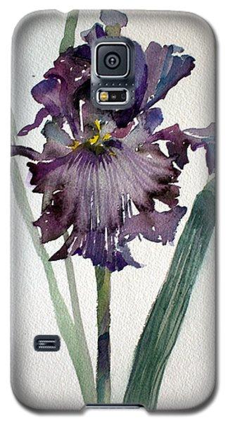 Deep Purple Galaxy S5 Case