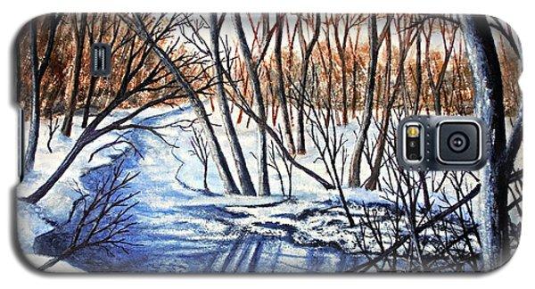 Deep Woods Wisconsin Galaxy S5 Case