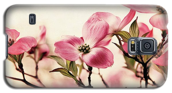 Galaxy S5 Case featuring the photograph Delicate Dogwood by Jessica Jenney