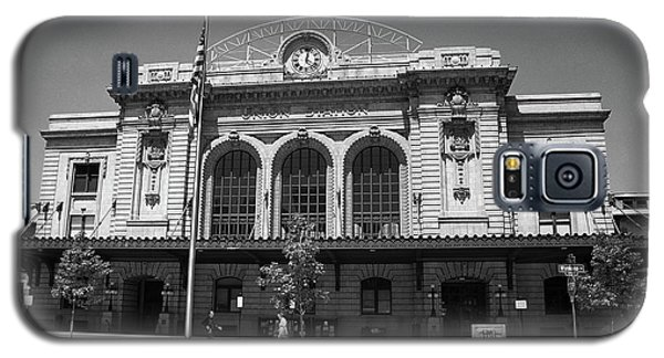 Denver - Union Station Film Galaxy S5 Case by Frank Romeo