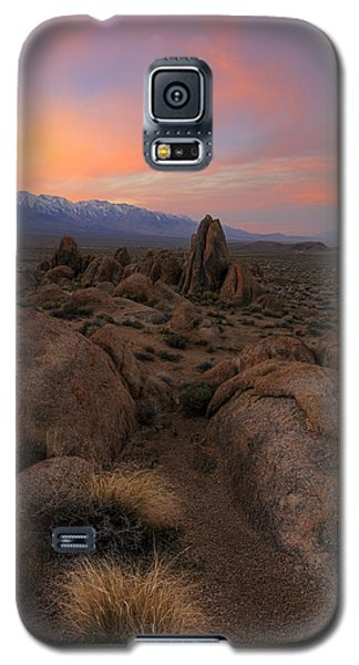 Desert Dreaming Galaxy S5 Case by Mike Lang