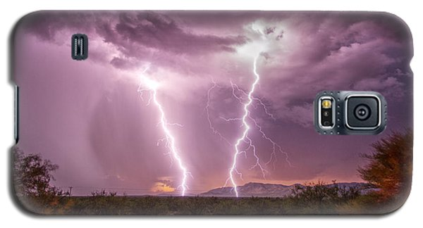 Desert Fire Galaxy S5 Case by James Menzies