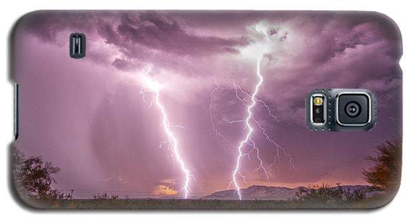 Desert Fire Galaxy S5 Case