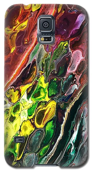 Detail Of Auto Body Paint Technician 2 Galaxy S5 Case
