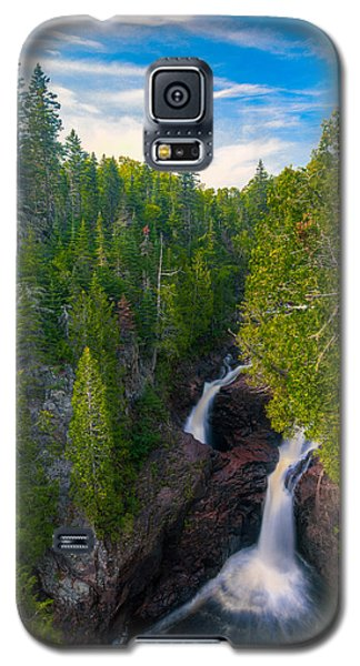 Devil's Kettle  Galaxy S5 Case