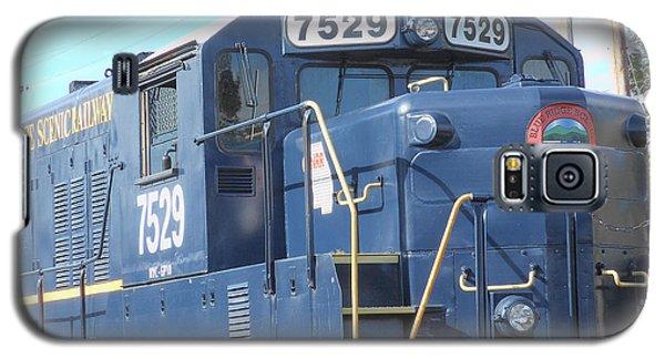 Diesel Engline Train Galaxy S5 Case